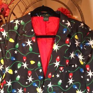 NWT Holiday Sport Coat Men's L